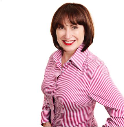 Transformulas Founder Rosi Chapman