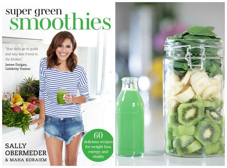 sally obermeder super green smoothies