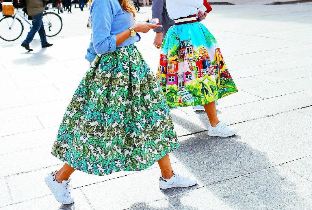 sneaker trend street style feature