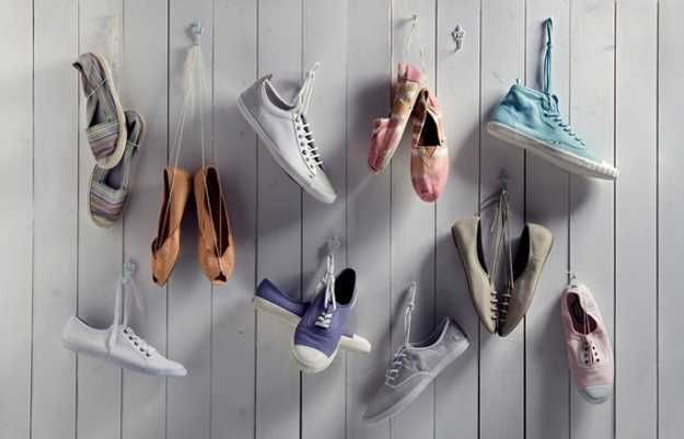 Home inspiration shoes glorious shoes breakfast with - Ideas for organizing shoes ...