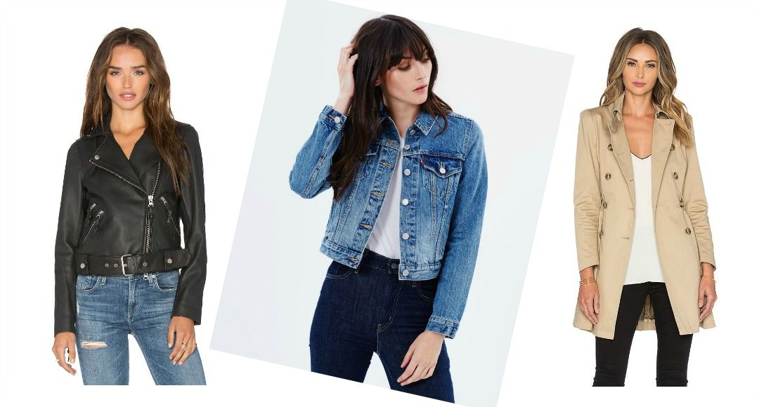 the 7 jackets every woman should own - feature image