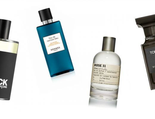 the top 10 unisex fragrances