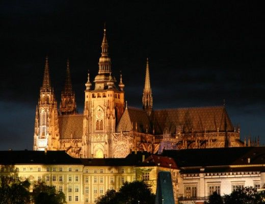 things to see and do in prague castle 2