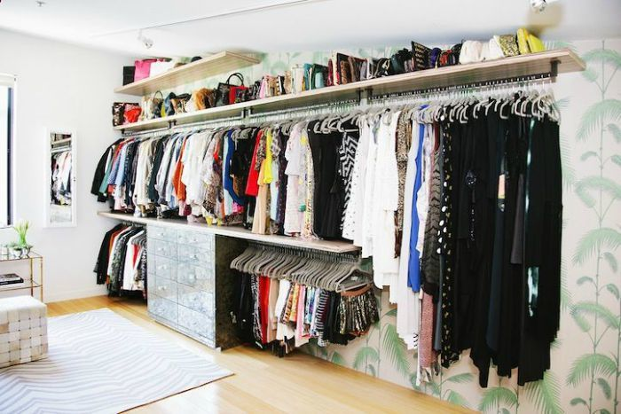 wardrobe space saving ideas whitney port wardrobe
