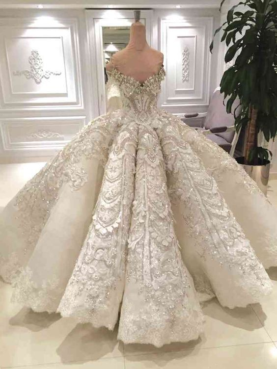 Most Beautiful Wedding Dresses.Obsess About The Dress 20 Of The Most Stunning Wedding Dresses From