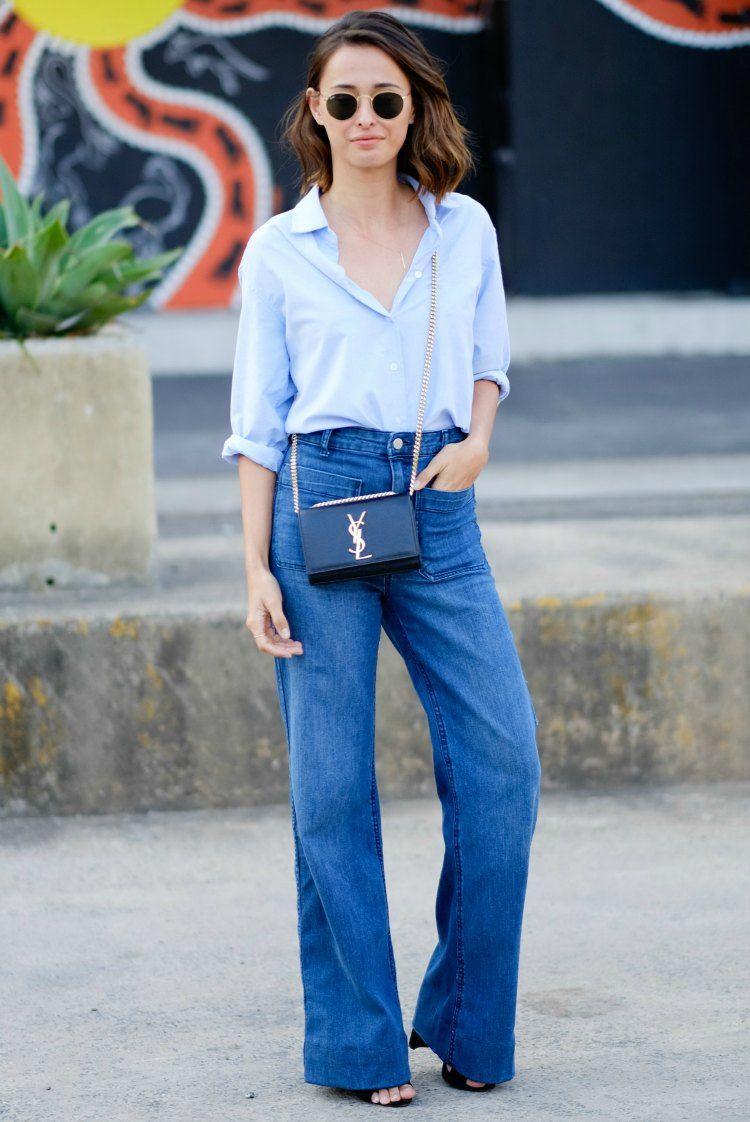 wide legged jeans 2016