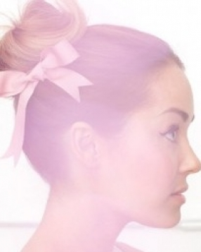 Beauty How-To: Lauren Conrad's Ballerina Bun