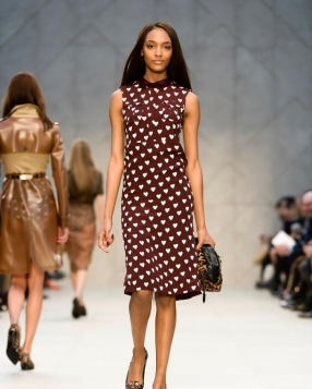 LFW Fall 2013: Burberry Prorsum
