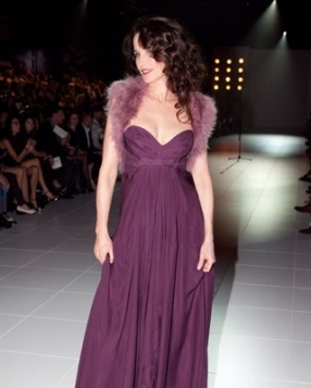 Andie MacDowell at LMFF