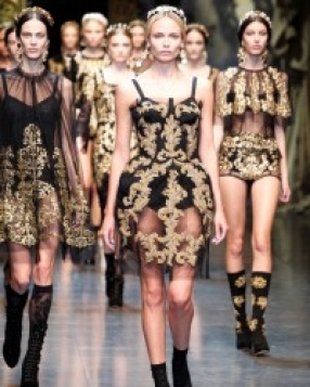 Trend How-To: Baroque