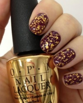 O.P.I To Release 18 Karat Gold Nail Polish