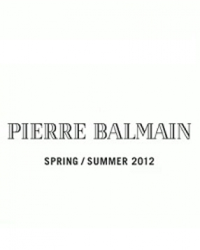 Preview Of Pierre Balmain Diffusion Line Featuring Abbey Lee Kershaw