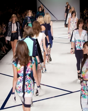 MBFWA 2013: Ginger and Smart