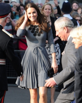 Kate Middleton at Great Art Quest London