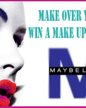 Win the Ultimate Make Up Pack From Maybelline NY