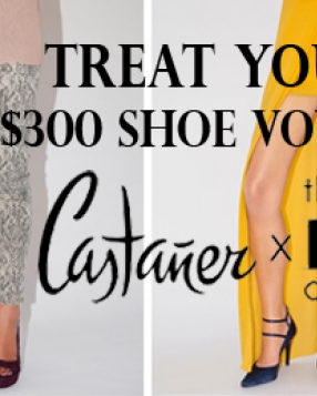 Win a $300 Shoe Voucher from The  Mode Collective
