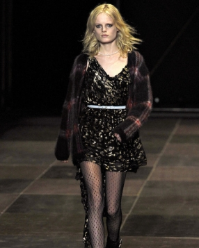 PFW Fall 2013: Saint Laurent Paris