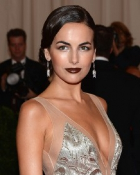 Beauty Inspiration: Dark Lips