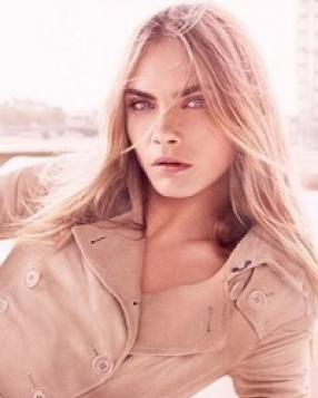 Cara Delevingne For Burberry Fragrance