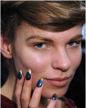 Beauty Trend How-To: Alternative French Manicures