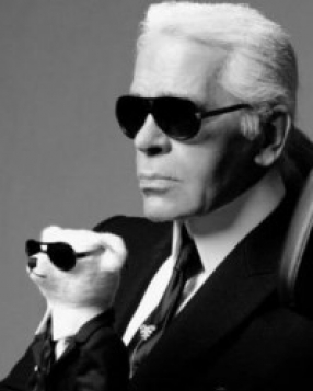 Karl Lagerfeld To Collaborate With Shu Uemura's Holiday 2012 Collection