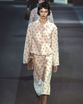 PFW Fall 2013: Louis Vuitton