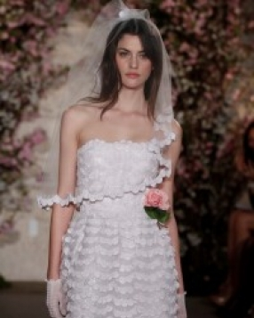 Trend Alert: Short Wedding Dresses