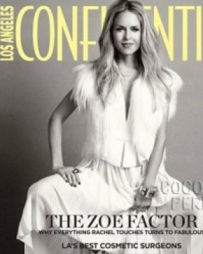 Rachel Zoe For LA Confidential