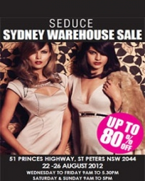 SEDUCE Warehouse Sale Up To 80% Off