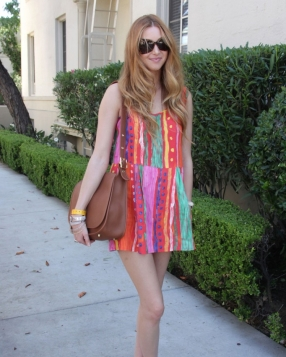 Whitney Port In Vintage And Coach